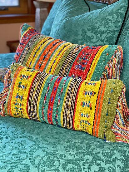 "Gretel Underwood ""Tivoli"" pillows"