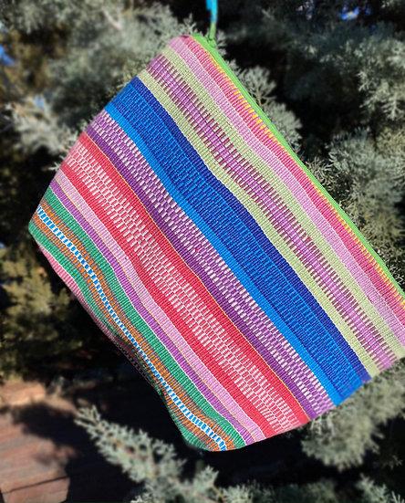 Cosmetic bag made in Santa Fe, NM
