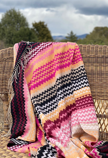 Missoni throw Humbert T59 (wool)