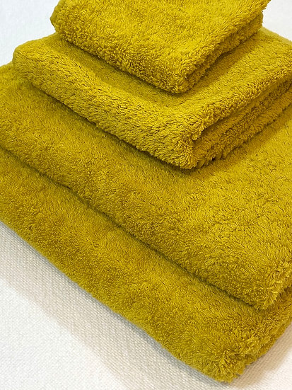 Abyss towels 860 Lemon Curry