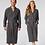 Thumbnail: Coyuchi unisex organic waffle robes (many colors)