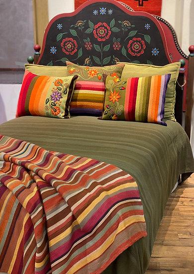 Sergio Martinez Queen bedspread