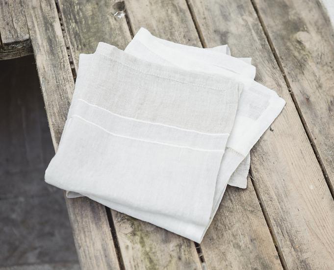 Libeco Parklaan linen napkins