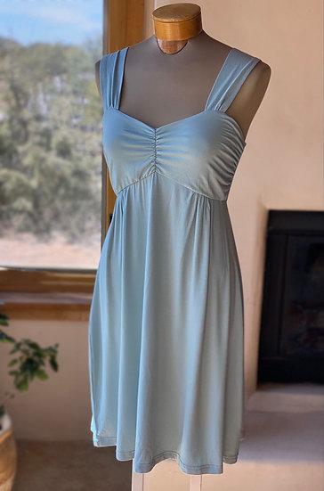 Bamboo sleeveless night gowns