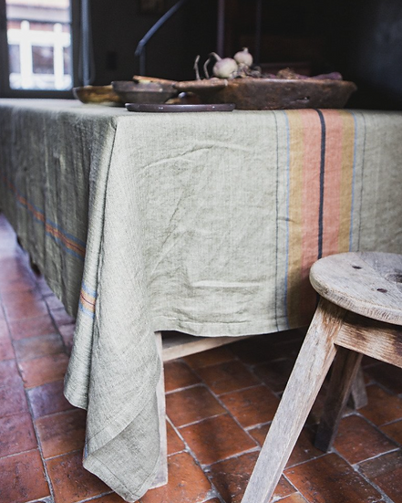 Libeco St Jacob's tablecloth