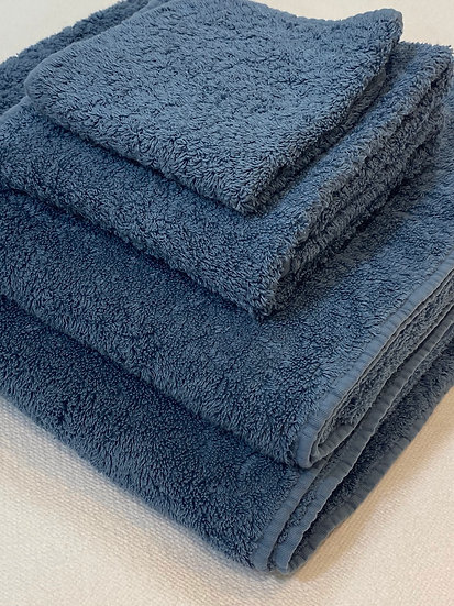 Abyss towels 306 Blue Stone