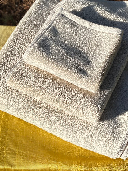 Microcotton Luxury Oat towels SALE
