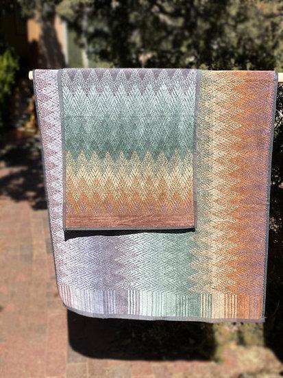 Missoni towels Yaco 165