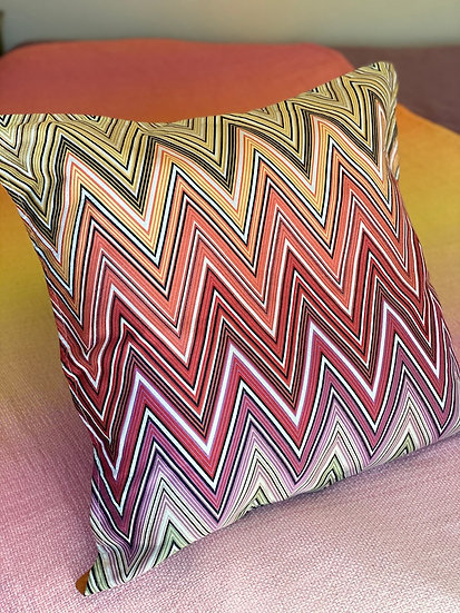 Large Missoni pillows made by Pandora's (many colors)