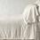 Thumbnail: Bella Notte Adele Parchment Queen Coverlet