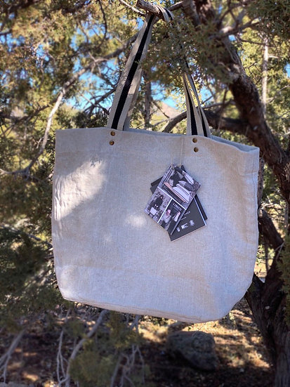 Libeco 100%  linen purse