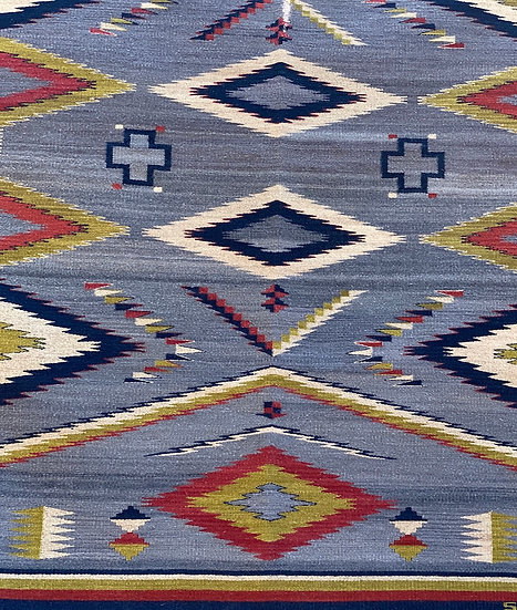 "Sergio Martinez rug ""Walk in Beauty"" (4'x6')"
