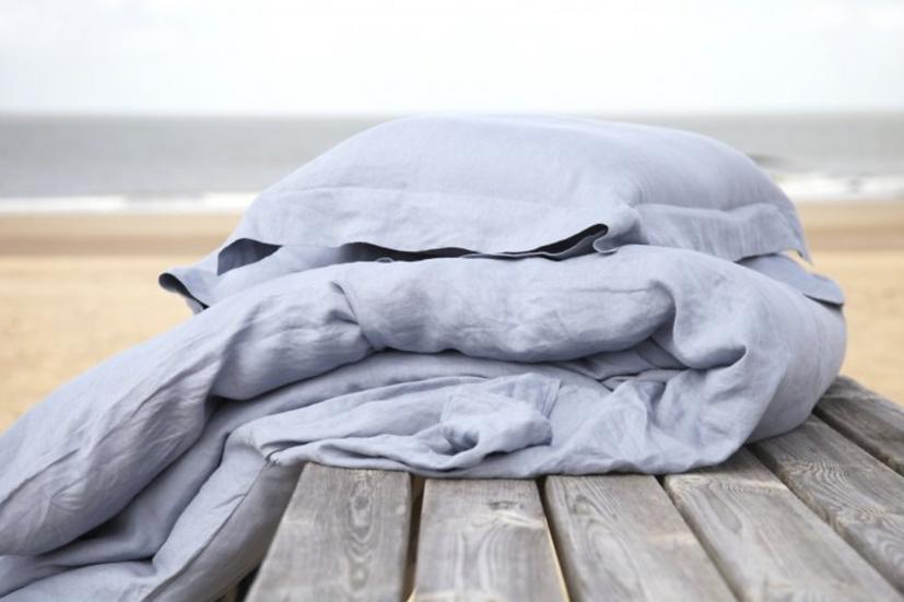 Libeco Santiago linen sheets (many colors)