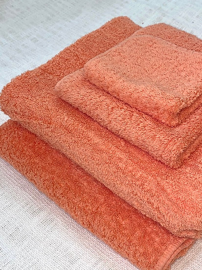Abyss towels 680 Salmon