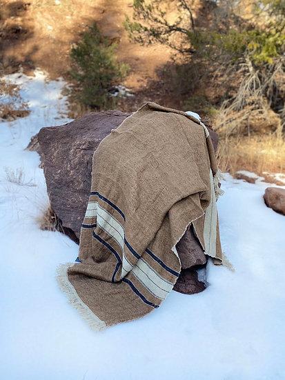 Libeco Belgian Burges towel/throw