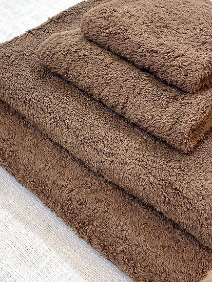 Abyss towels 763 Tiramisu