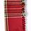 Thumbnail: April Cornell cotton tartan plaid napkin set (4)