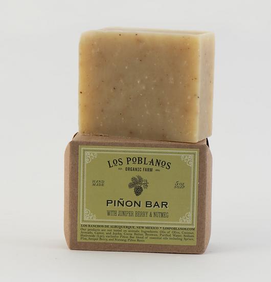 Los Poblanos Piñon Bar Soap