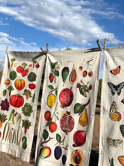 Cavallini & Co. vintage tea towels