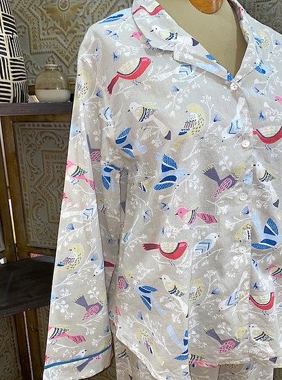 100% Organdy cotton pajamas (many styles)