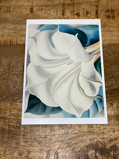 Georgia O'Keeffe box card set