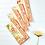 Thumbnail: April Cornell Dahlia Yellow Napkin Set (4)