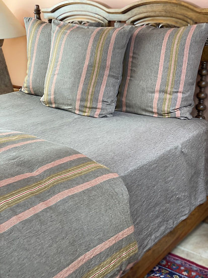 Libeco linen Nottinghill Queen duvet cover