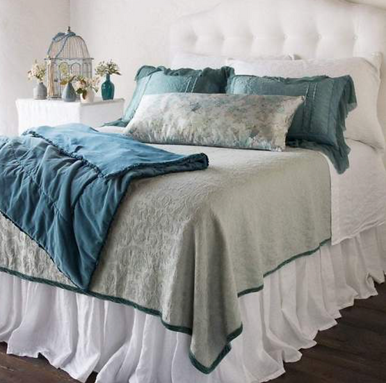 Bella Notte Adele Coverlets (many colors)