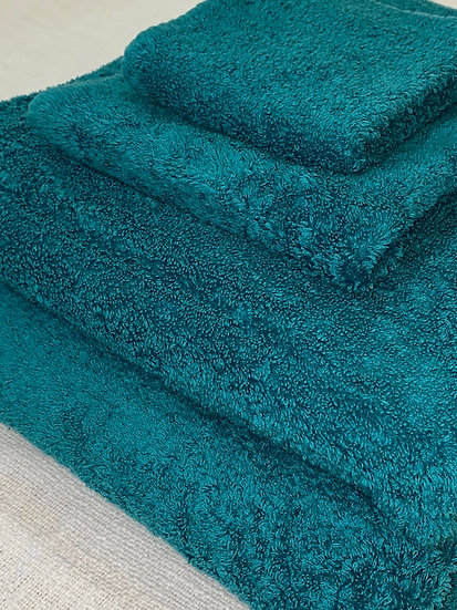 Abyss towels Peacock 301