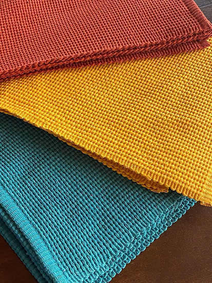 Woven placemats (set of 6)