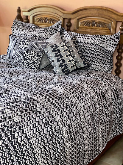 Missoni OZ 601 Queen duvet cover