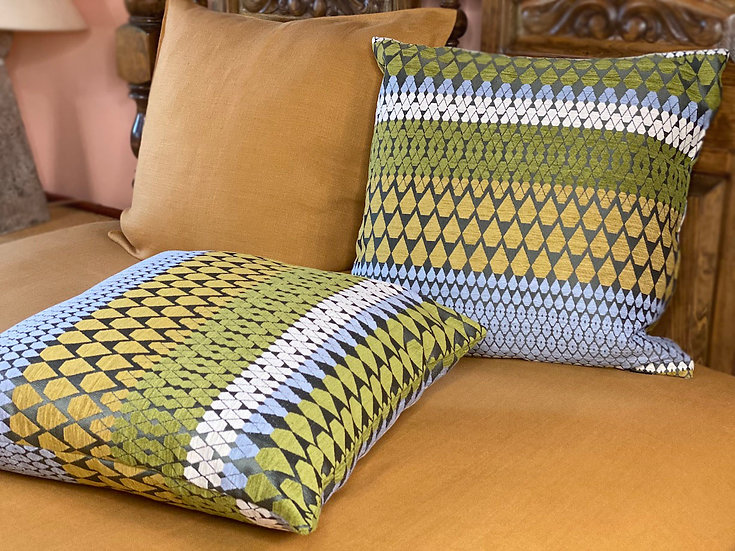 Margo Selby Taylor pillows (2 sizes)