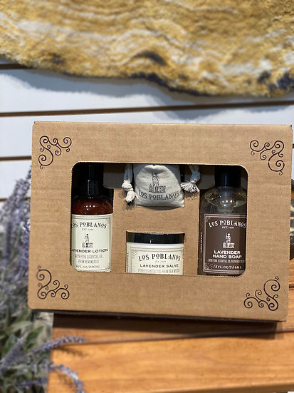 Los Poblanos Best Sellers Gift Set