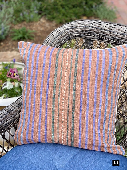 Handwoven Jens 100% cotton pillows