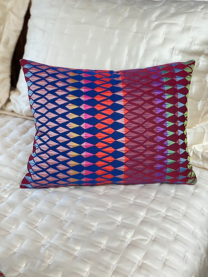 """Margo Selby """"Howarth"""" pillows"""