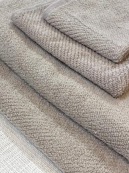 Coyuchi towels Air Weight Dune