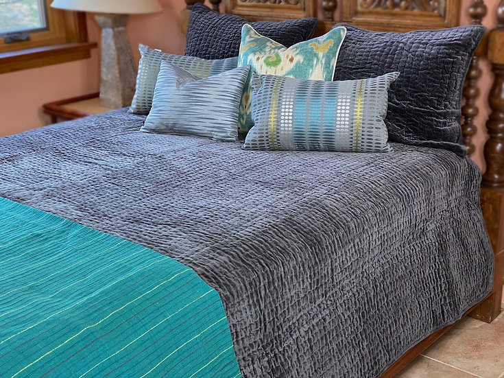 Amity Home Ethan King Quilt