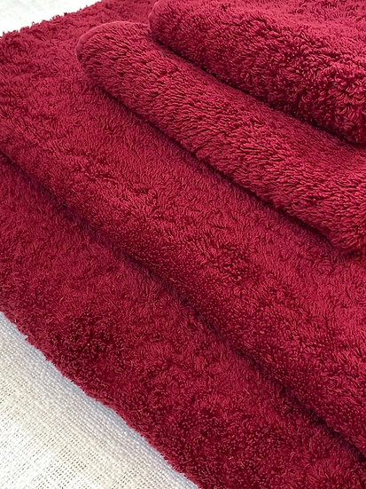Abyss towels 520 Rubis