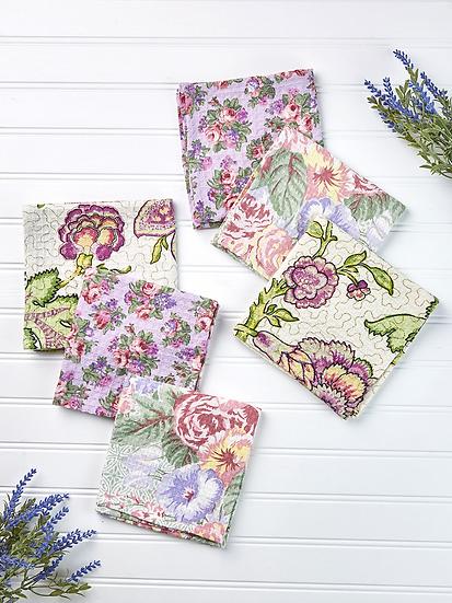 April Cornell Garden Tiny Tea Towel Set (6)