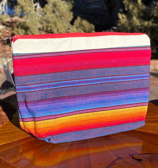 Cosmetic bag made in Santa Fe,NM
