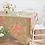 "Thumbnail: April Cornell ""Victorian Rose"" outdoor tablecloth"