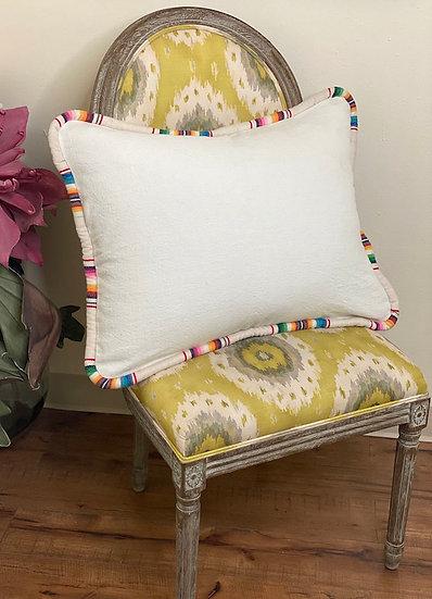 Mexican custom cotton pillowcases