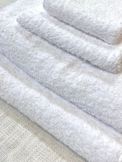 Abyss towels 100 White