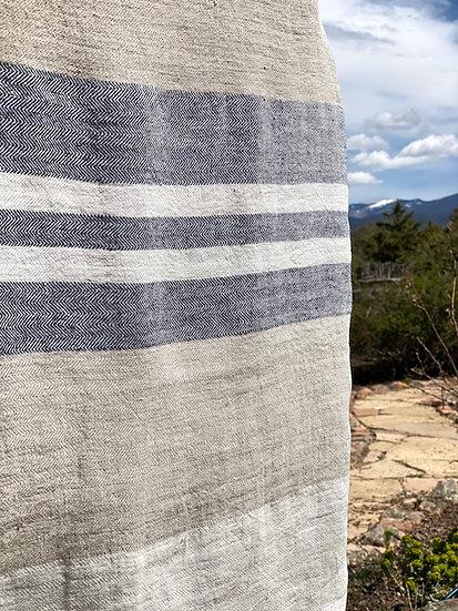 Libeco Belgian towels Bastion Stripe