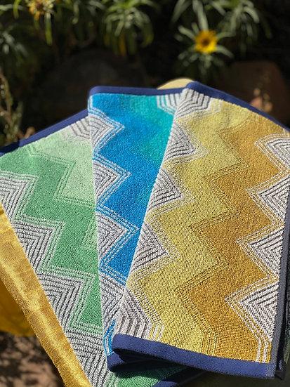 Missoni towels Selma 170 SALE