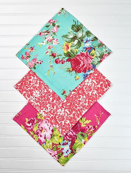 April Cornell Caribbean Tiny Tea Towel Set (6)
