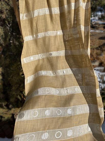Silk scarf from Vietnam