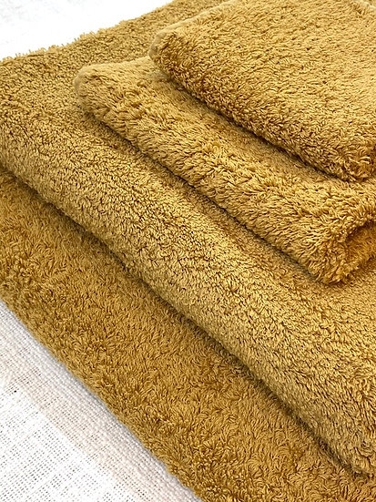 Abyss towels 480 Gold