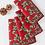 Thumbnail: April Cornell Holly napkin set (4)