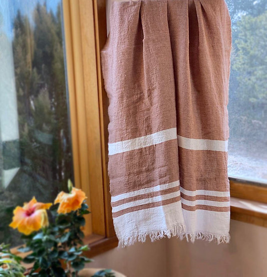 Libeco Belgian Desert towel/throw